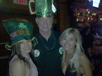 Party....St. Patricks day.........
