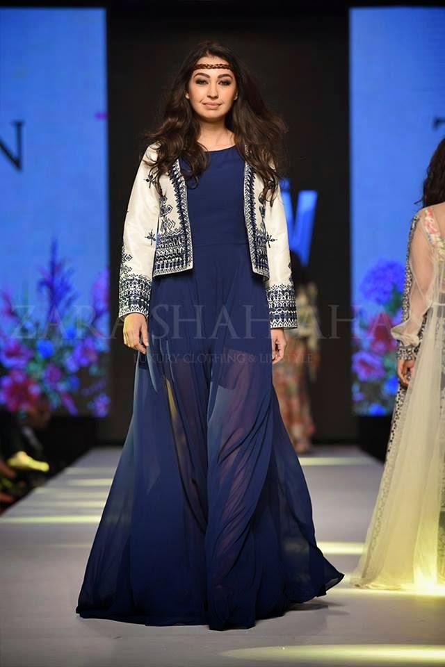Zara Shahjahan casual summer dresses TPFW 2015