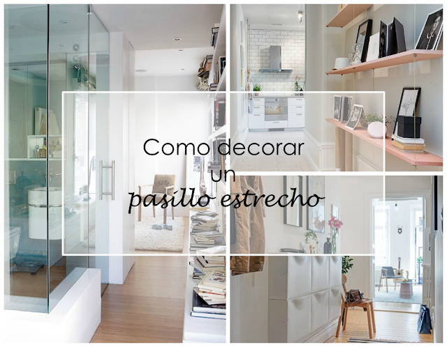 Como decorar un pasillo estrecho rent a house a1 - Decorar pasillos estrechos ...