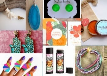 An assortment of Indie Gift Products