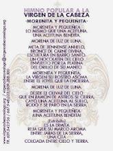 """Himno Popular """"Morenita y Pequeñita"""""""