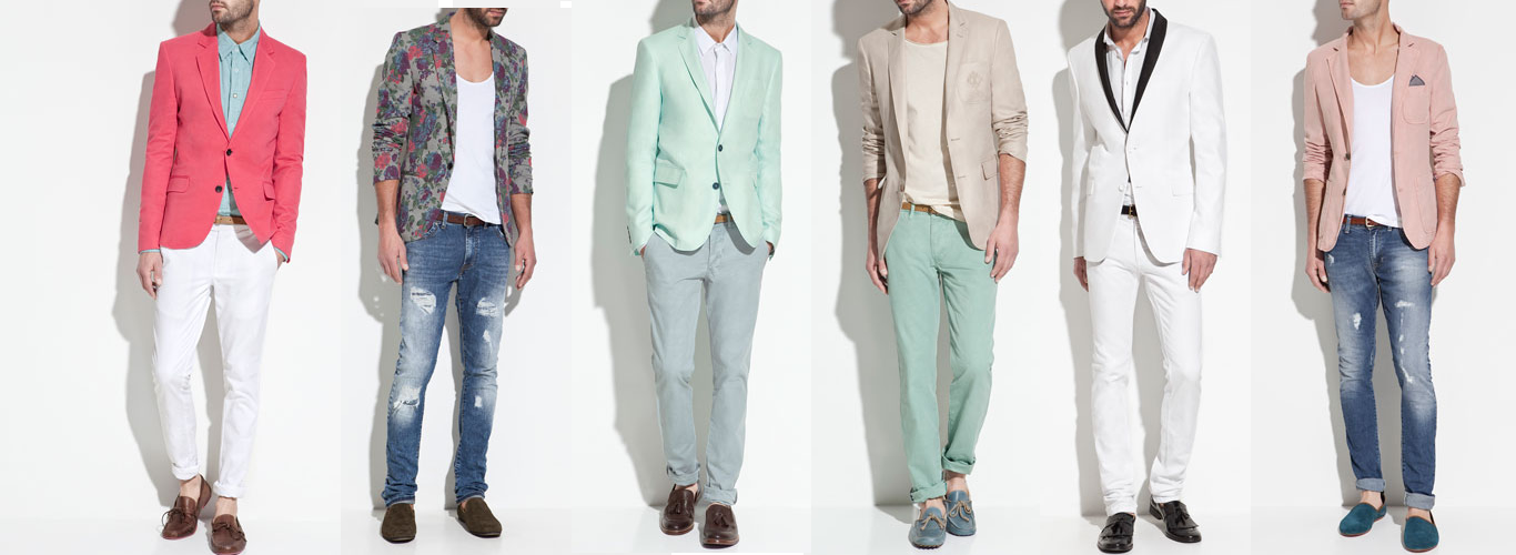 MANtoMEASURE: Summer Sportcoats &amp Blazers - The Most Important