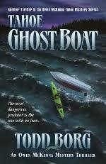 Tahoe Ghost Boat