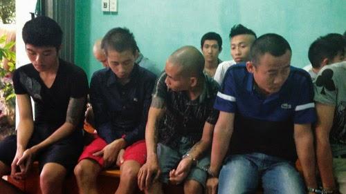 Chuyên án triệt phá trùm giang hồ Quảng Ninh