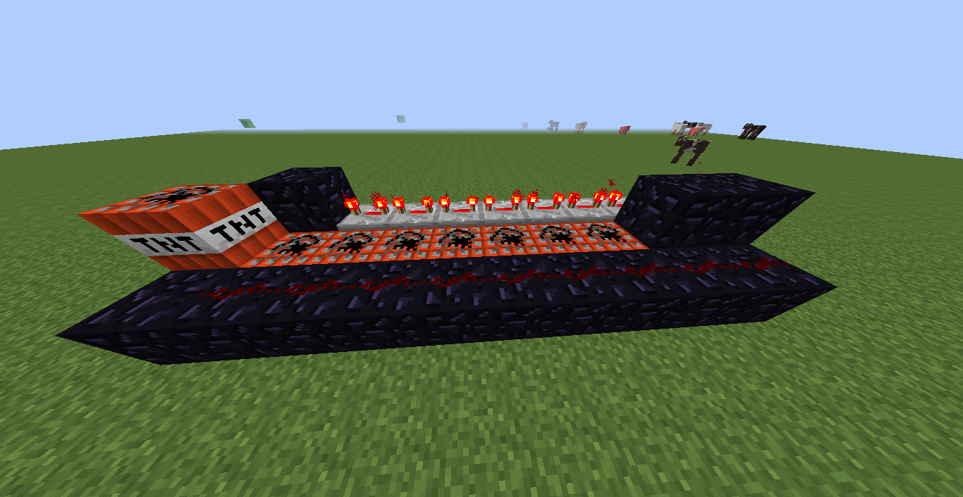 minecraft tnt cannon - Top Hd Wallpapers