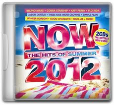 Capa Now The Hits Of Summer 2012 | músicas
