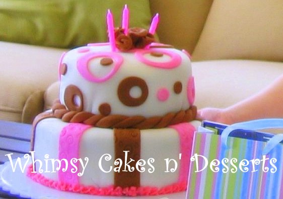 Whimsy Cakes n' Desserts