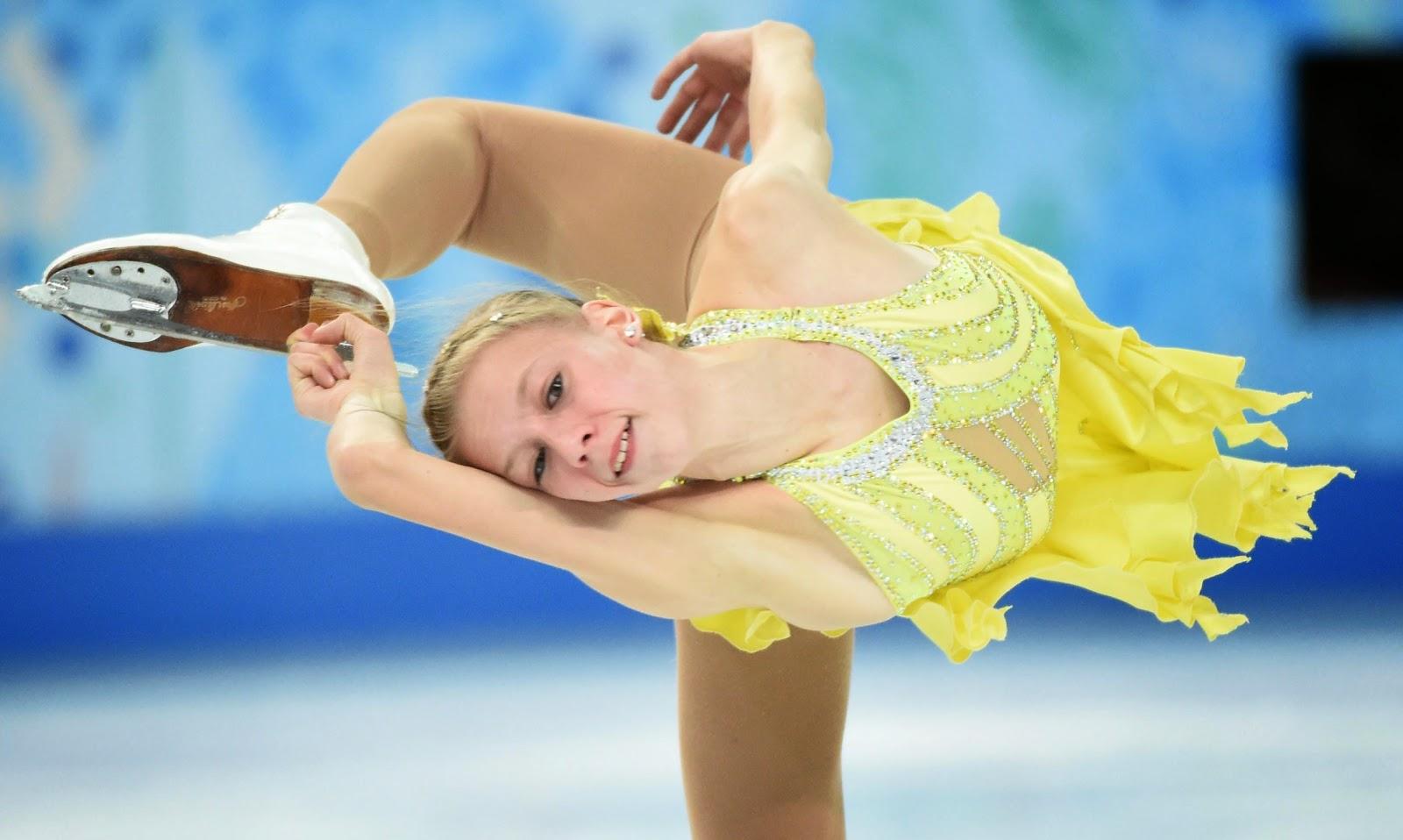 Polina Edmunds 2014,olympics 2014,winter olympics
