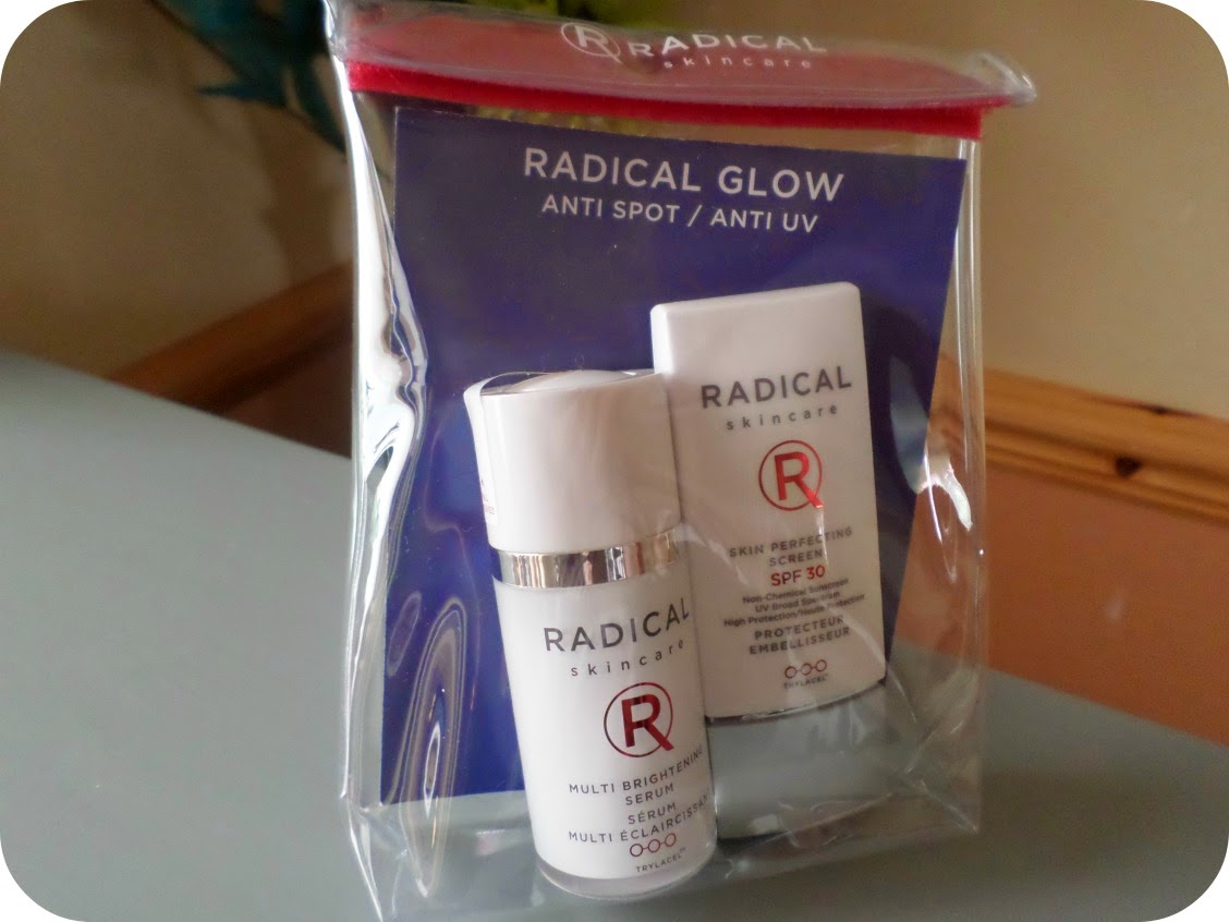 Radical Glow Travel Pack