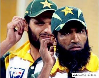 Top 5 Funny Pictures of Shahid Afridi