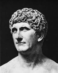 What are some character traits of Mark Antony in Shakespeare's Julius Caesar?