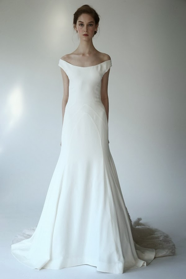 The Lela Rose Fall 2014 Bridal Collection