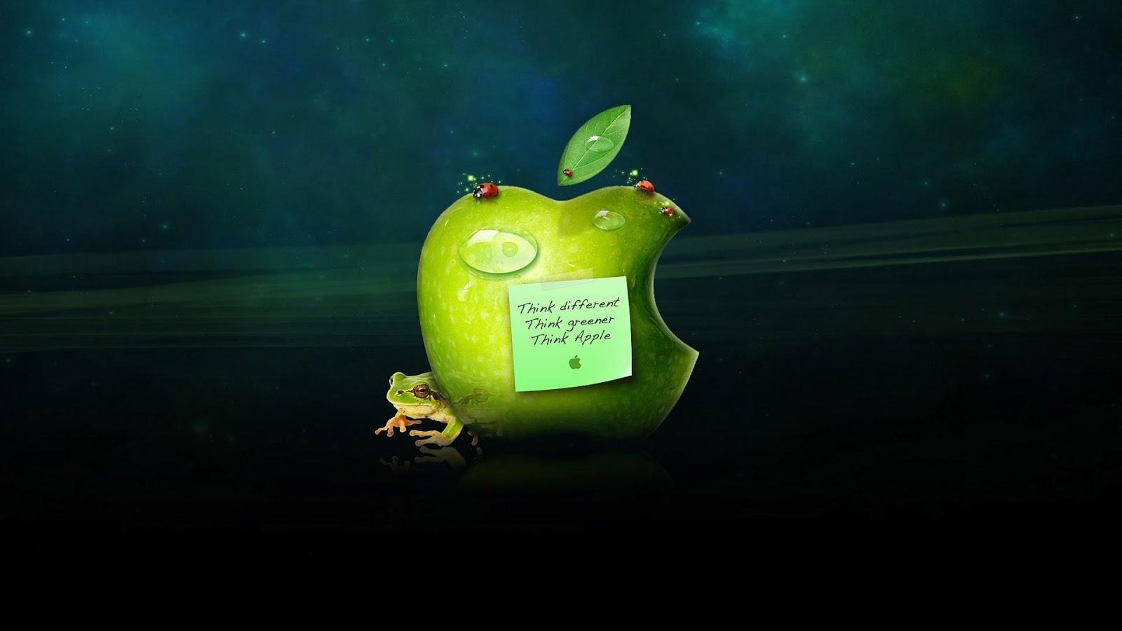 Apple Think Green