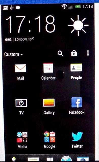 HTC One Smartphone por Joao Pires