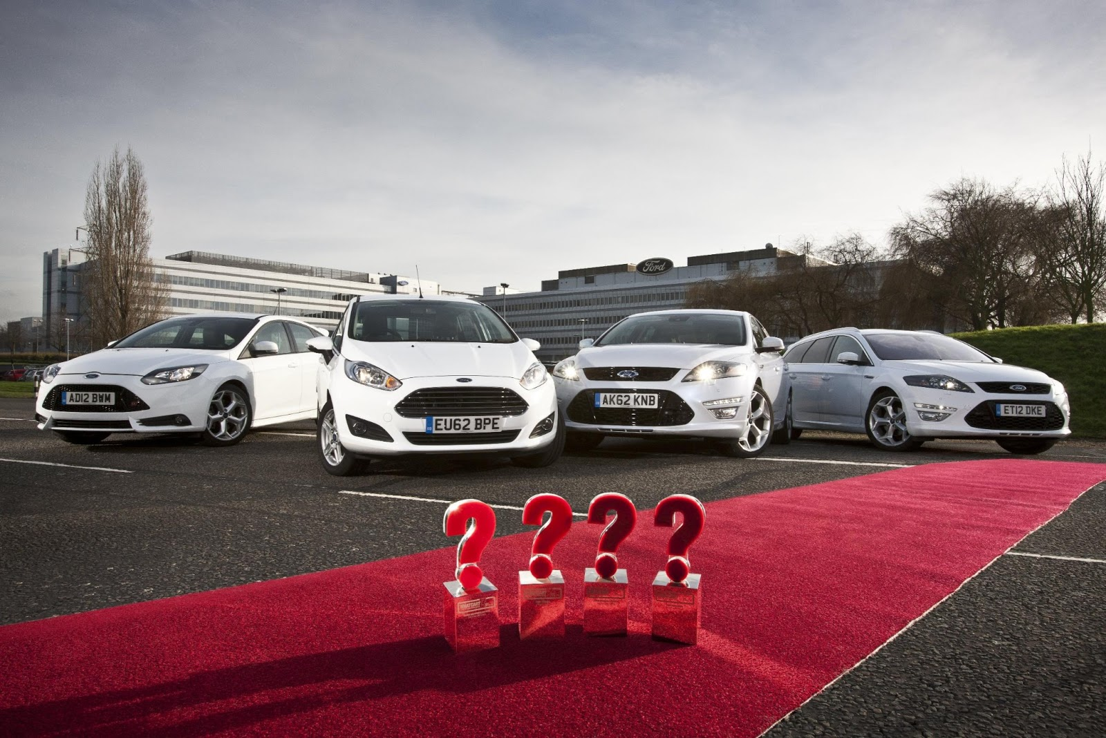 Motoring news from platts motor company ford takes record for Ford motor company awards