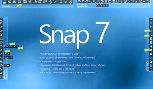 Ashampoo Snap 7 License Key