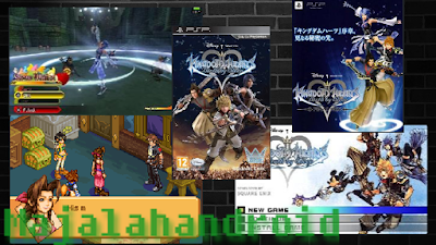 Download Kingdom Hearts - Birth by Sleep PSP ISO Android