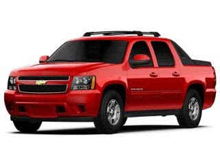 2011 Chevrolet Avalanche LT Crew Cab Pickup