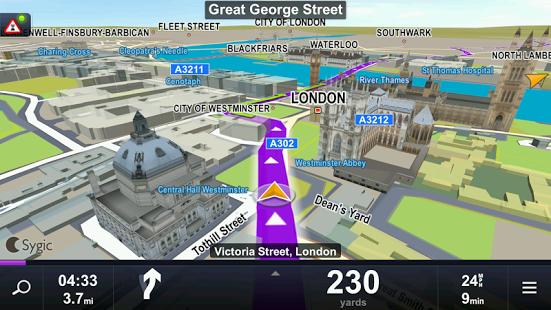 Sygic GPS Navigation APK 1342 Full Latest Maps 2014 ModTheApp