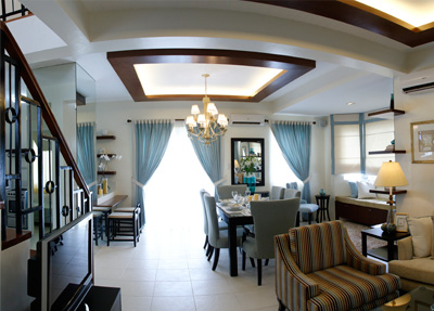 Crossandra or Emerald model house of Savannah Trails Iloilo by ...