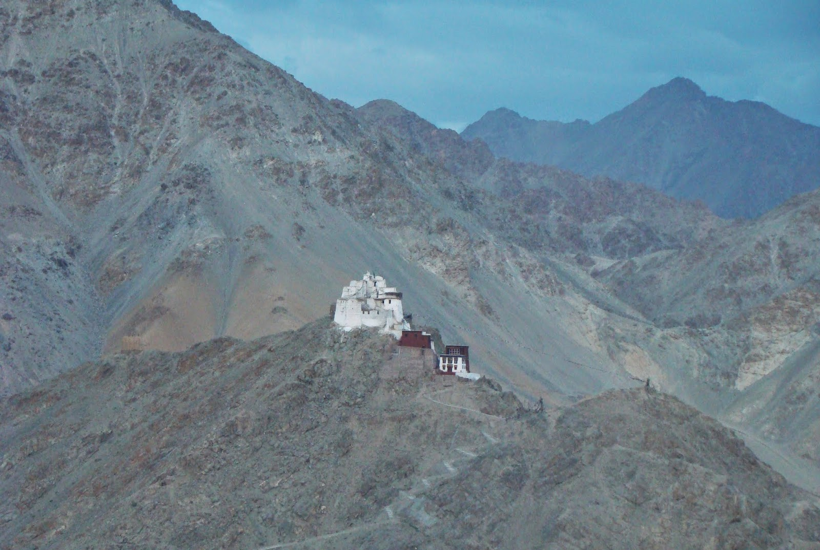 Tsemo monastery, Ladakh places to visit