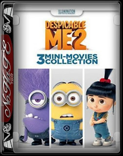 Despicable Me 2 3 Mini Movie Collection (2014) NoHaTE