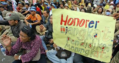 Masalah Baru Yang Dihadapi Honorer K2