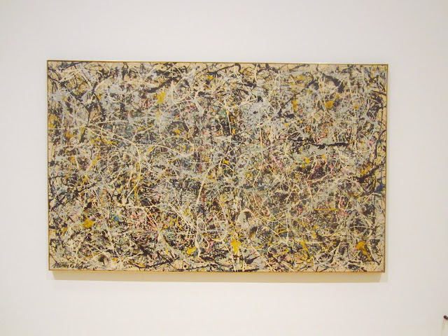 Number 1 by Jackson Pollock