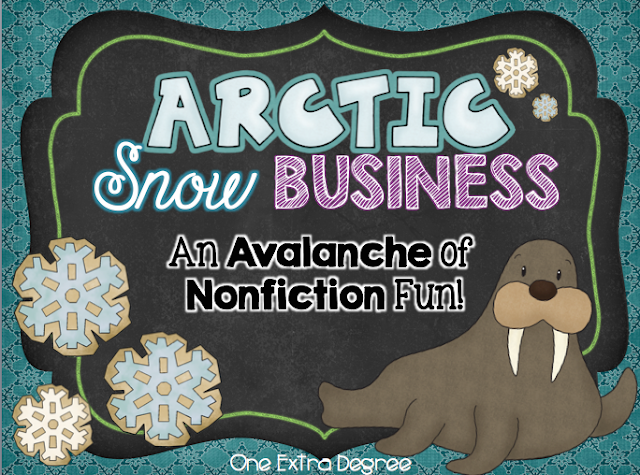 http://www.teacherspayteachers.com/Product/Arctic-Snow-Business-An-Avalanche-of-Nonfiction-Fun-192729