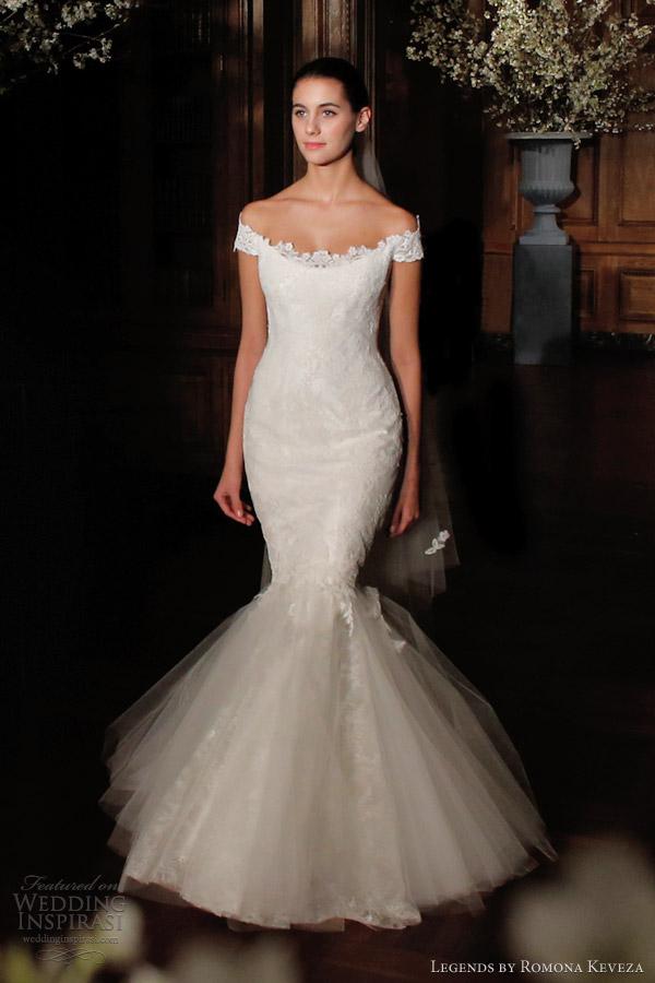 Diario de uma quase noiva maio 2013 for Mermaid off shoulder wedding dress