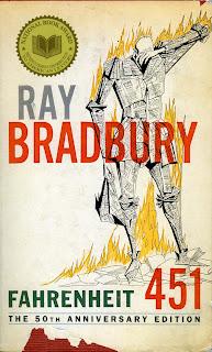 Fahrenheit 451 (Ray Bradbury) - 1953