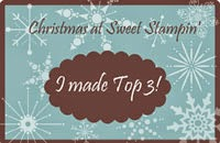 Christmas at Sweet Stampin Challenge