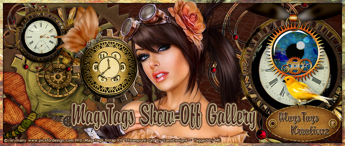 MagsTags ShowOff Tag Gallery