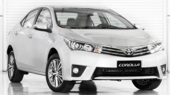 2016 Toyota Corolla Special Edition Price UK