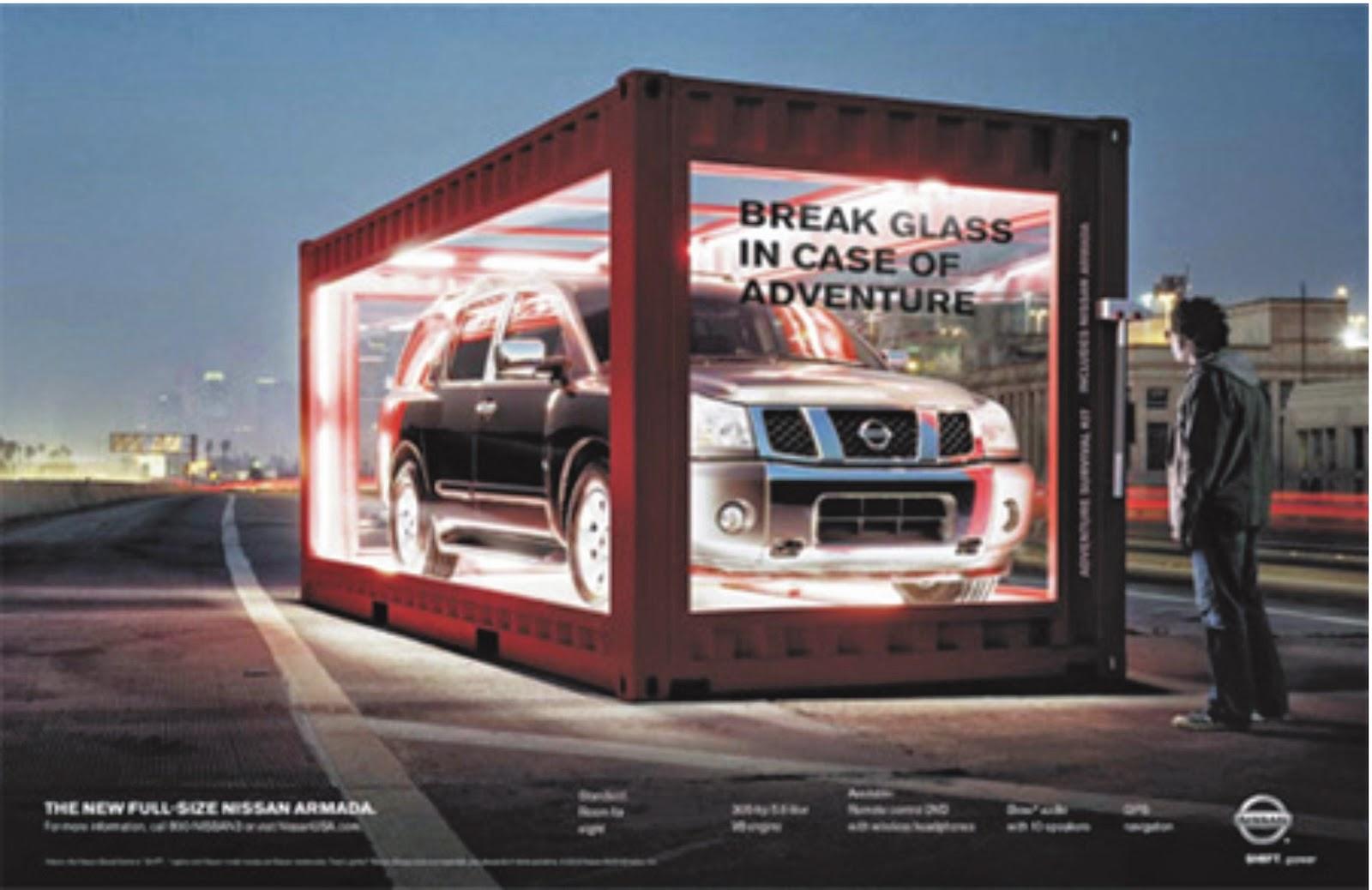 Video Iklan Raya daripada Nissan 2014