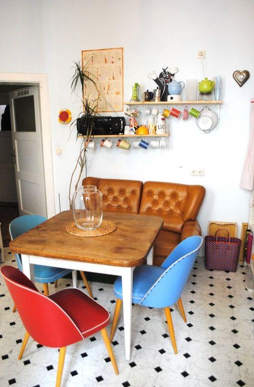 La fabrique d co cocoon kitchen des fauteuils et des for Einrichtungsideen studentenzimmer