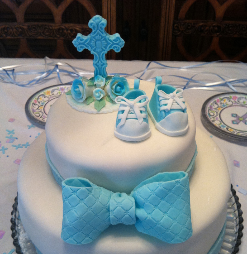 Crafty rosy customer photos - Decorations for a baptism ...