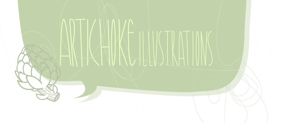 ARTICHOKEillustrations