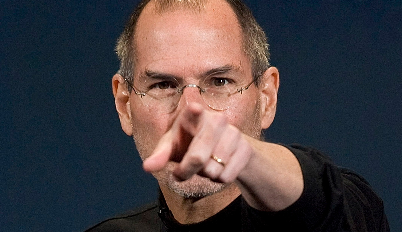 steve jobs address