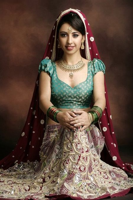 Fashion And Style Bridal Latest Langha
