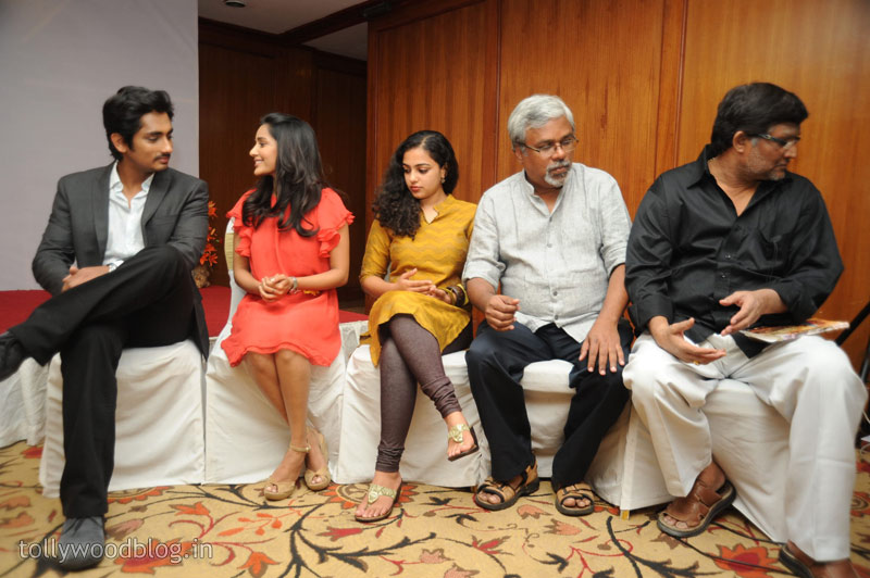 Siddharth  Press Meet Photo Stills Nitya Priya cinema gallery