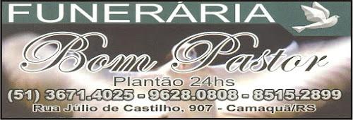 CAMAQUÃ - NOTA DE FALECIMENTO DE MARIA LUIZA ALVES DE OLIVEIRA GUTERRES, COM 92 ANOS