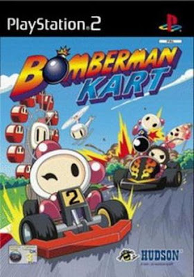 Torrent Super Compactado Bomberman Kart PS2