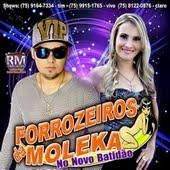 FORROZEIROS DA MOLEKA 2015 - CD NO NOVO BATIDÃO