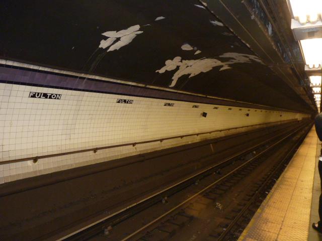 Metro de Nueva York , Vintage