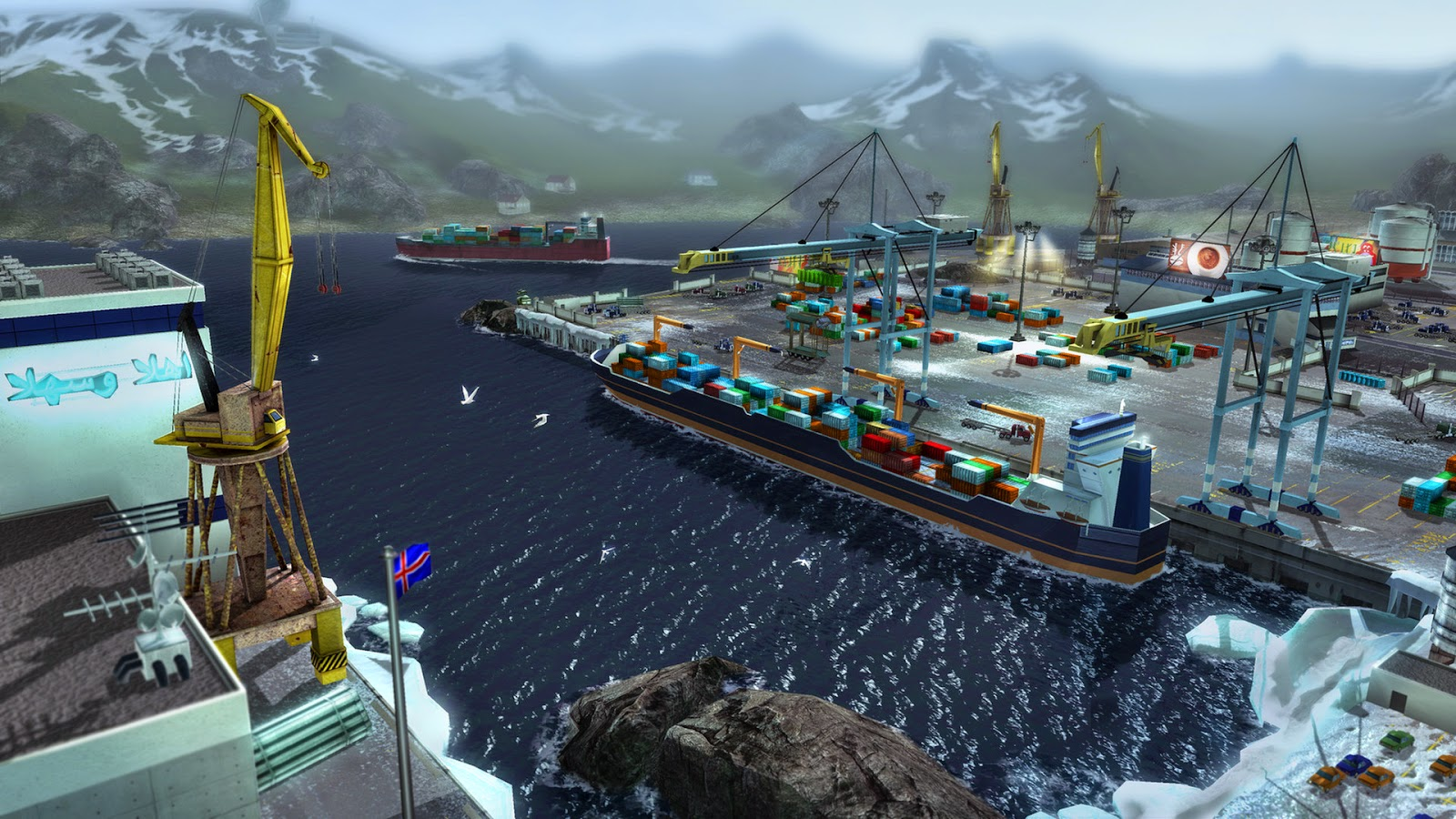 TransOcean – The Shipping Company screenshots