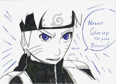 #8 Naruto Manga Drawing