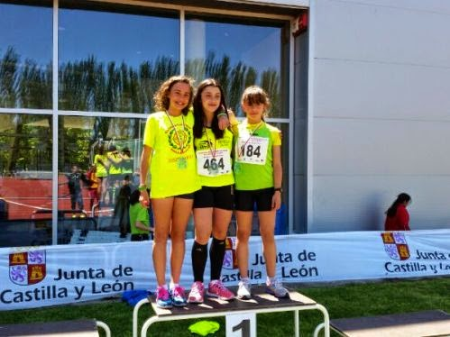 Deportes vila atletismo vila logr seis medallas en el campeonato de castilla y le n de - Comedores escolares castilla y leon ...