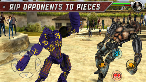 screenshot 5 Real Steel 1.8.3