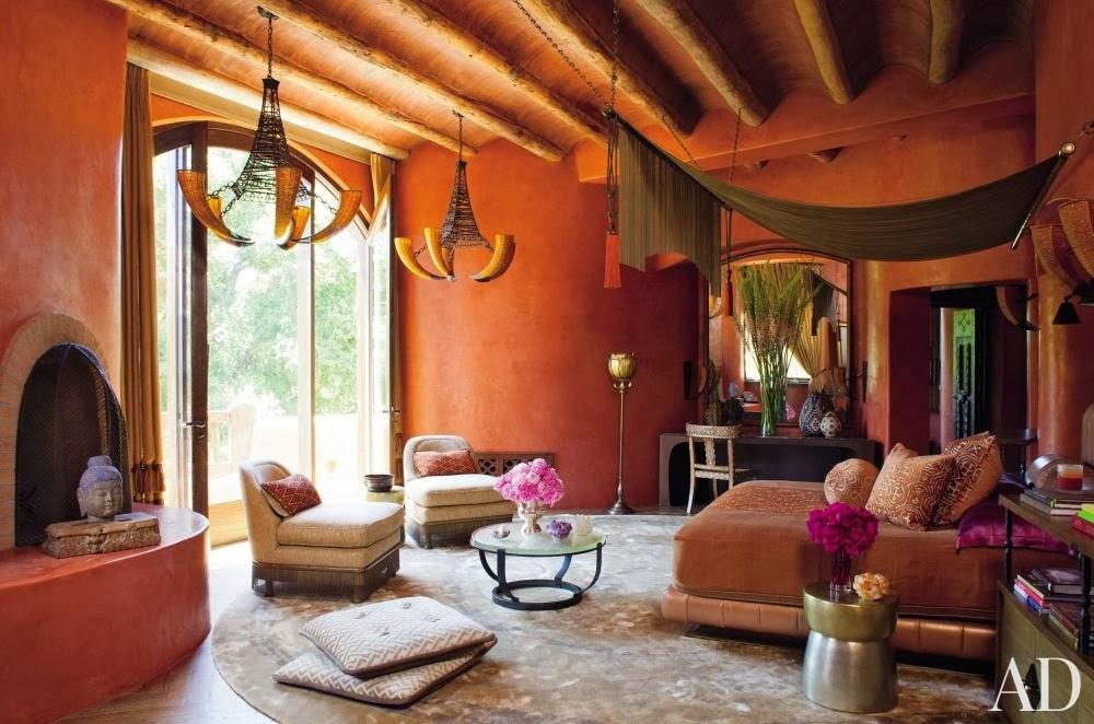 Charmant Exotic Bedrooms/lulu Klein